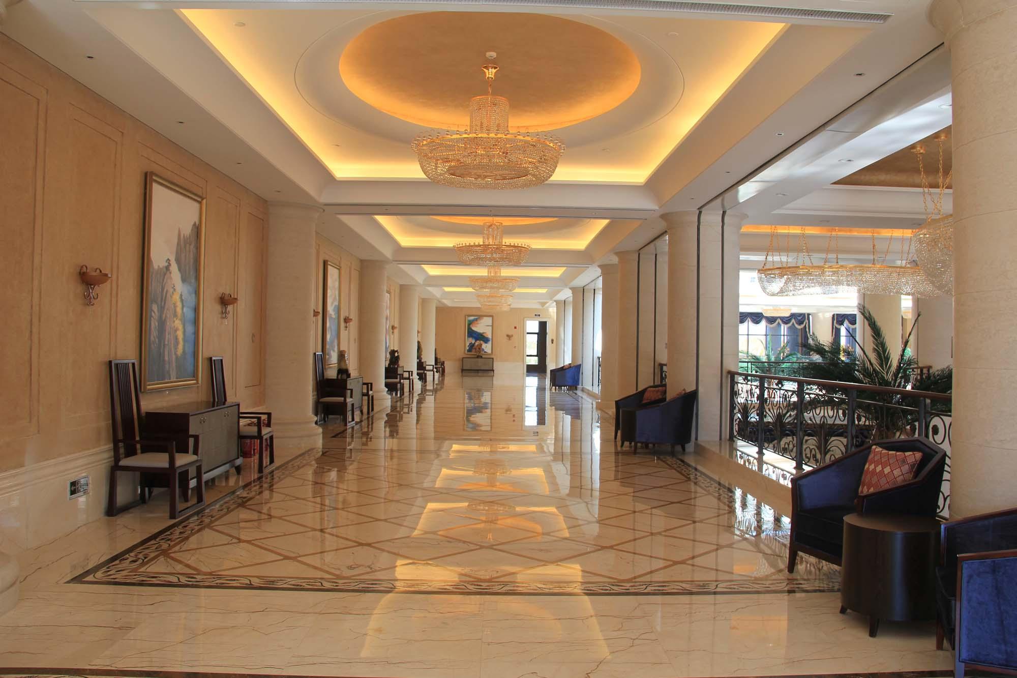 全国总工会在黑龙江省哈尔滨市太阳岛西区组织建设的